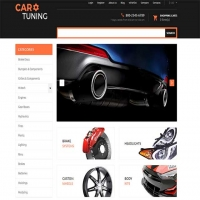 Car Tuning e-shop